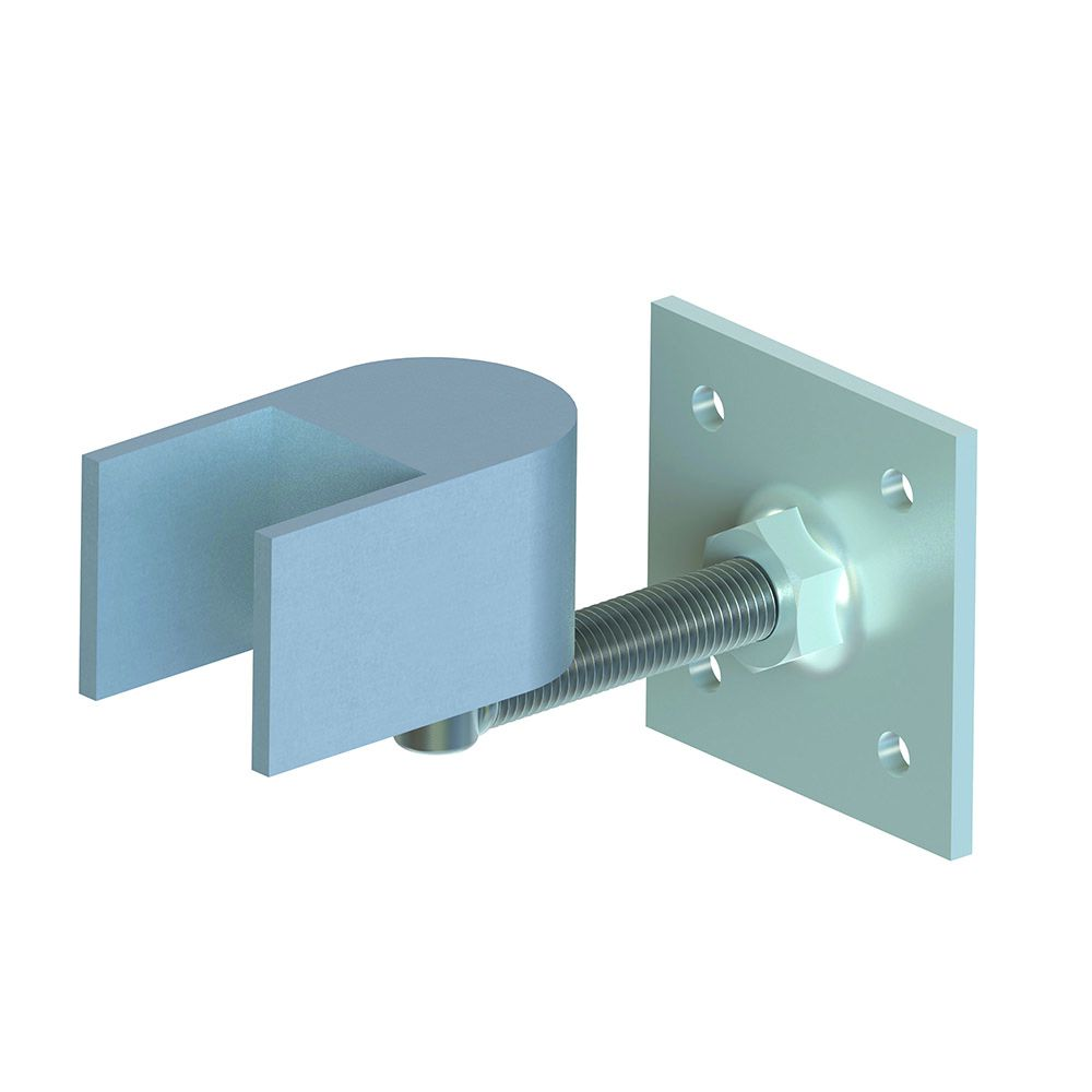 Nationwide Industries Heavy Duty Wall Mount Hinges