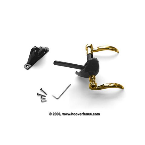 Nationwide Industries Gate Latches w/ Solid Brass Handles