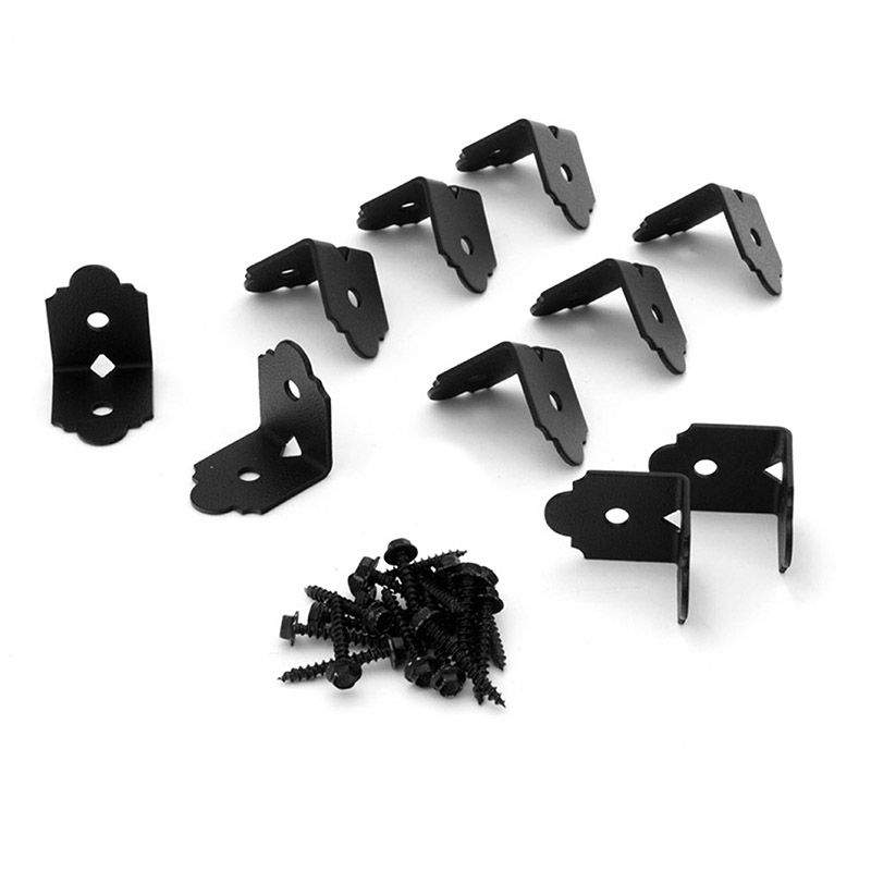 "OZCO Building Products 2"" Rafter Clips - Laredo Sunset - Pack of 10"