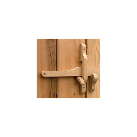Snug Cottage Hardware Oxford Wood Latch