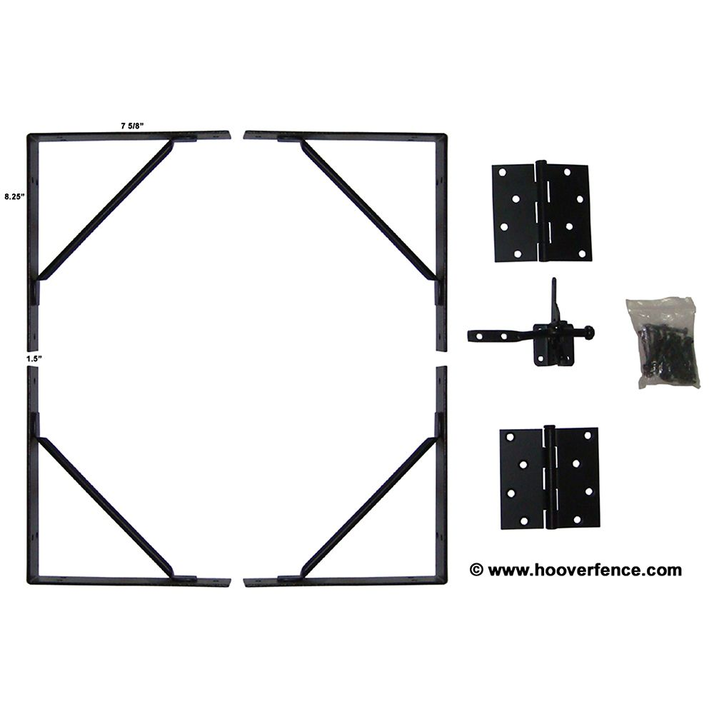 Ready Gate Anti Sag Kit For Wood Gates Hoover Fence