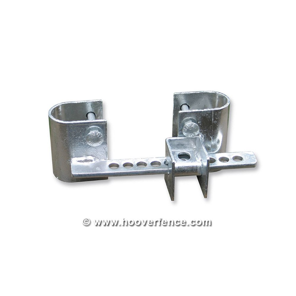 Positive Chain Link Gate Latches