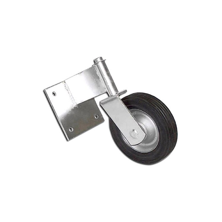 Swivel Swing Gate Wheel For Wood Gates Hoover Fence Co
