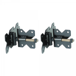 Nationwide Industries Stainless Steel Adjustable Hinges for Vinyl Gates - Low Profile (NW38951N-P)