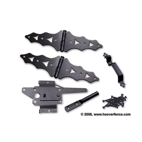 Nationwide Industries Traditional Walk Gate Hardware Sets for Wood Gates