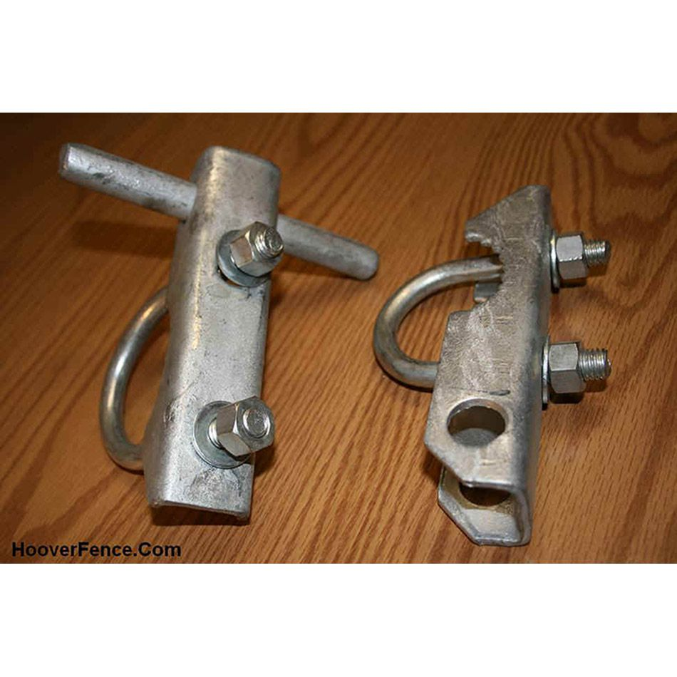 Chain Link Arm Hinges Pressed Steel Hoover Fence Co