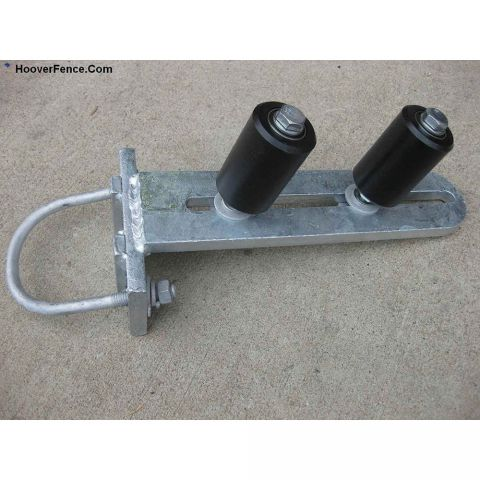 Bottom Gate Guide Assembly w/o Rollers