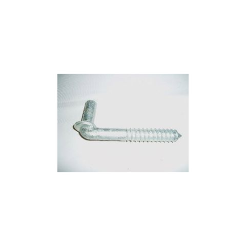 Chain Link Lag Screw Male Hinge