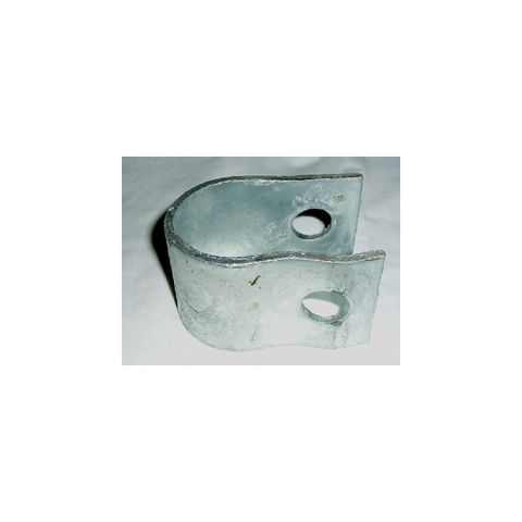 Chain Link Rear Wheel Brackets for Rolling Gates
