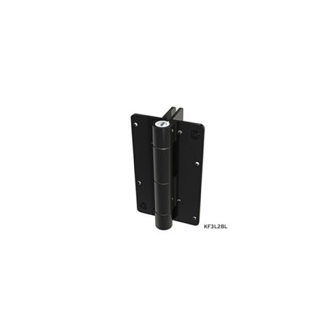 D&D Technologies Kwik Fit Aluminum Hinges 2 Side Fixing Legs