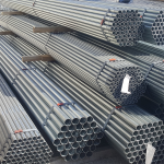 Sch40 Round Chain Link Fence Posts and Pipes (CL-TUBING-SCH40)