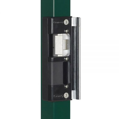 Locinox SEH Electric Strikes for Hybrid Mortise-Style Swing Gate Locks