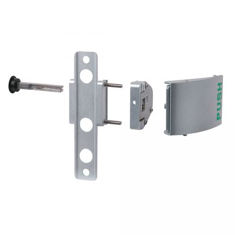 Locinox Half Handle Push Set for Locinox Locks - Aluminum
