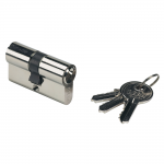 Locinox 3012 Keyed Alike Euro Profile Lock Cylinder with Keys