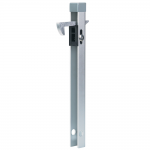 Locinox ABL Gate Hold Back Catch, Hot Dip Galvanized