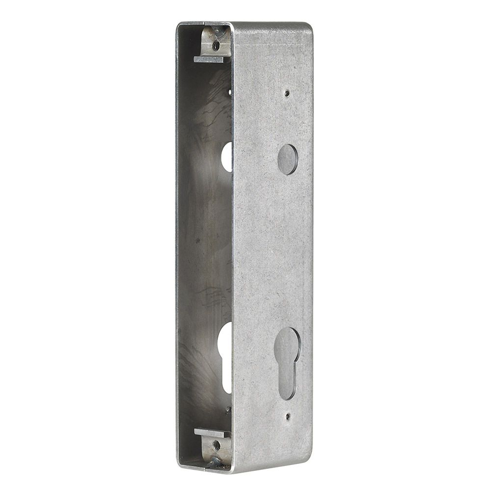 Locinox Weldable Lock Box For H Metal Wb Hybrid Mortise