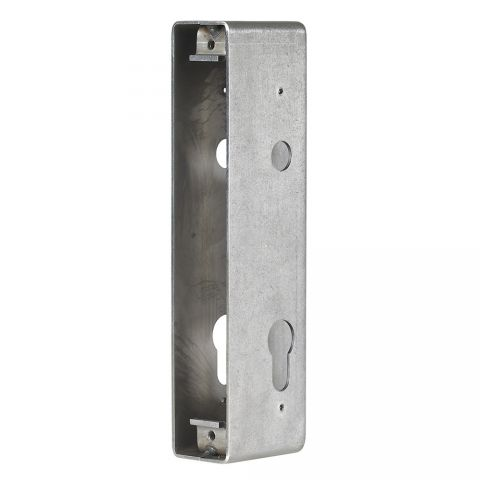 Locinox Weldable Lock Box for H-METAL-WB Hybrid Mortise Lock