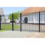 Locinox Ornamental Gate Lock - Large Profile (LAKQH2)