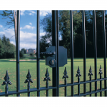 Locinox Ornamental Gate Locks - Small Profile (LAKYF2)