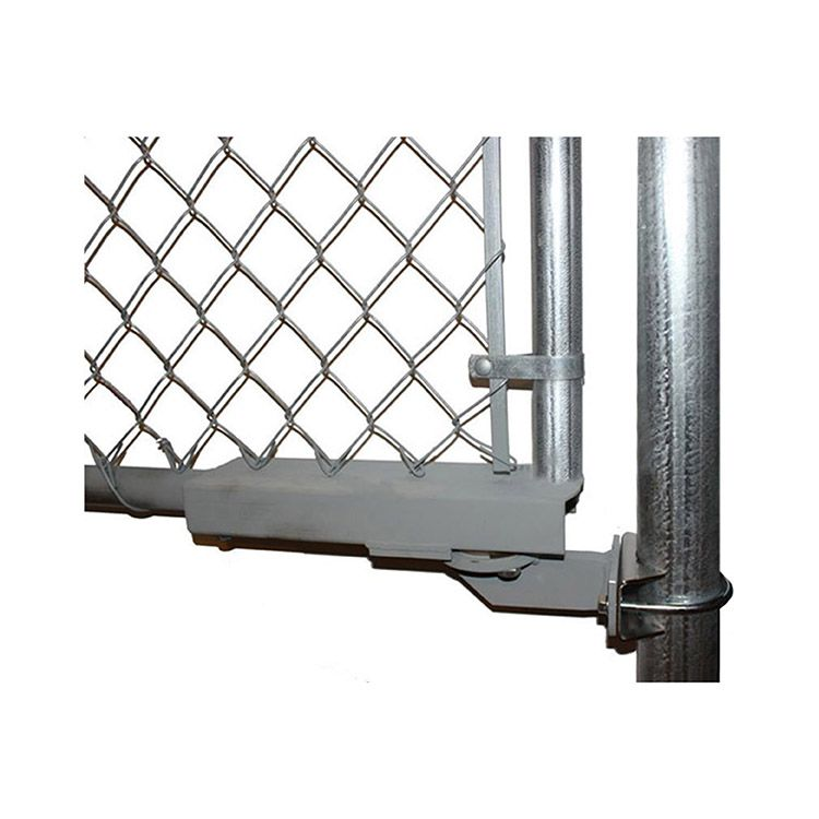 "Lockey USA Chain Link Mounting Kit for Lockey TB950 Magnum Gate Closer - Post Size: 2"" - 2-7/8"""