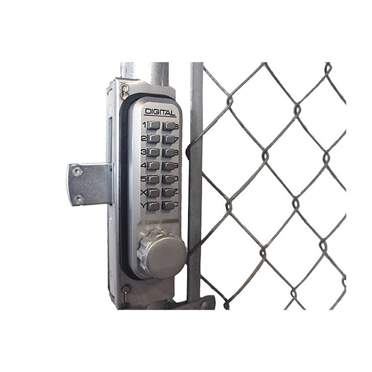 Lockey USA Chain Link Gate Boxes for Keyless Locks