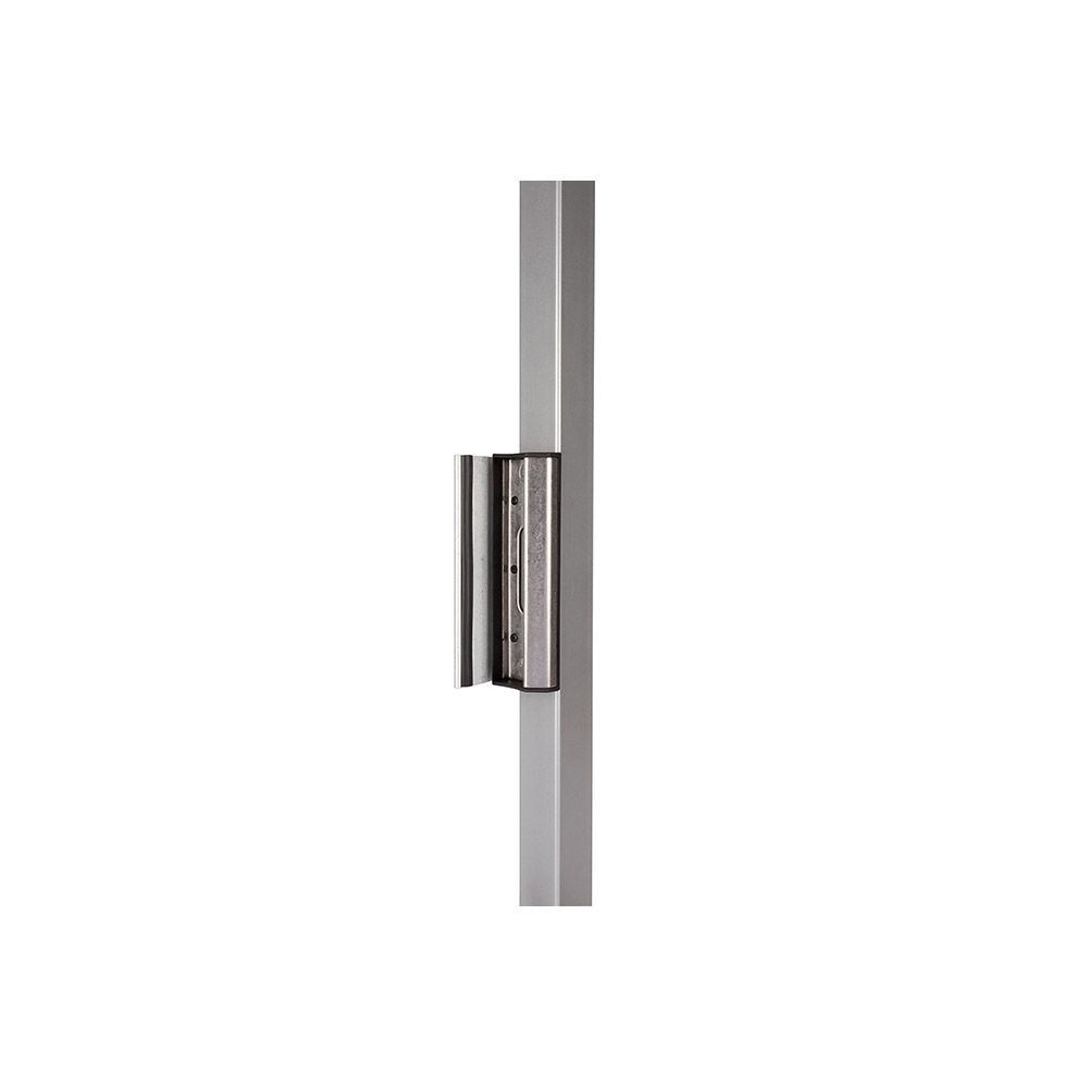 Locinox SAKLQF Industrial Stainless Steel Keep with Quick Fix Mounting