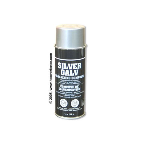 Brite Galvanize Chain Link Fence Paint 13 oz. can
