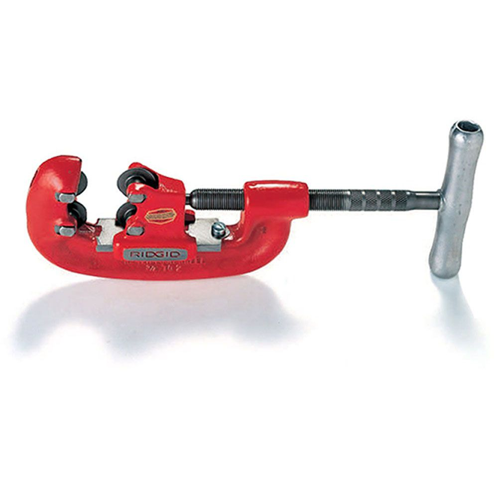 Ridgid Pipe Cutter - 4-Wheel
