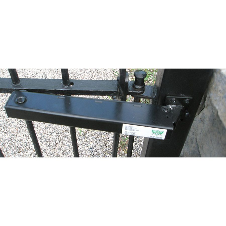 Hydraulic Gate Closer Short Arm Version Hoover Fence