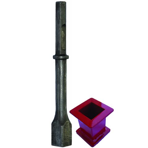 OZCO Building Products Jackhammer Driver Kit JDK-10 - Includes OH-01 Driver and HSP-T4 Red Spacer