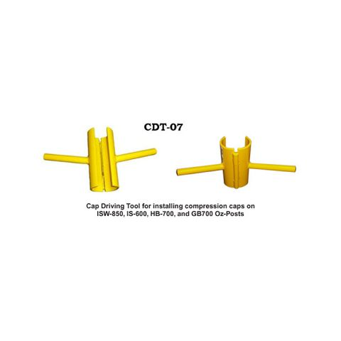 OZCO Building Products CDT-07 Compression Cap Driving Tool