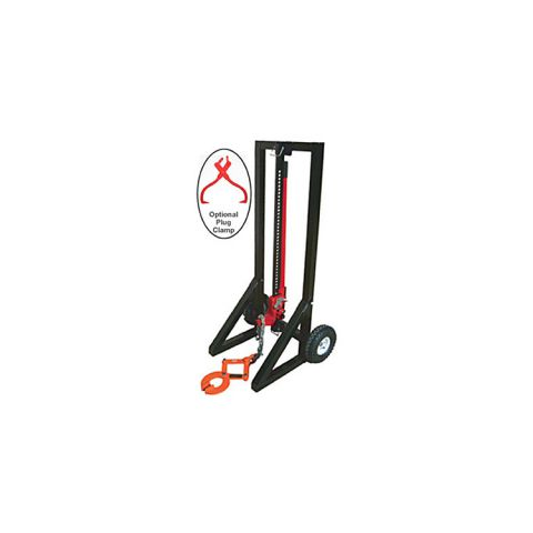 OZCO Building Products Oz-Puller with Post & Plug Clamp