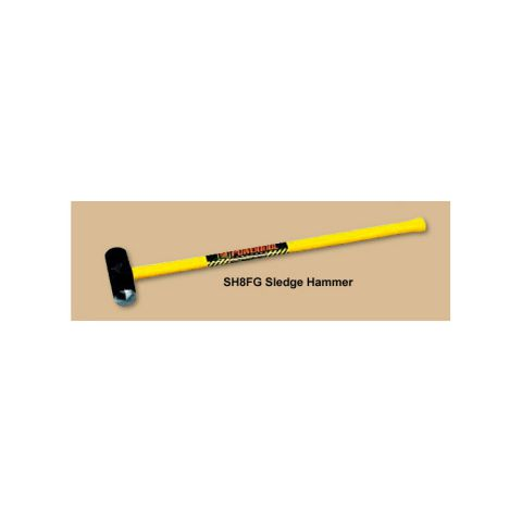 Seymour Structron Fiberglass Handle Sledge Hammer