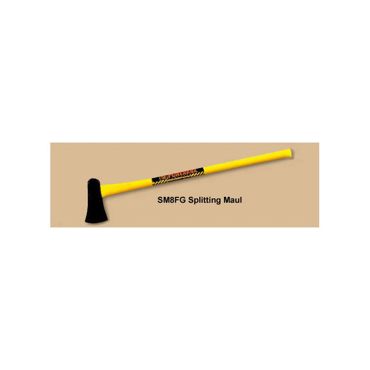 Seymour Structron Fiberglass Handle Splitting Maul