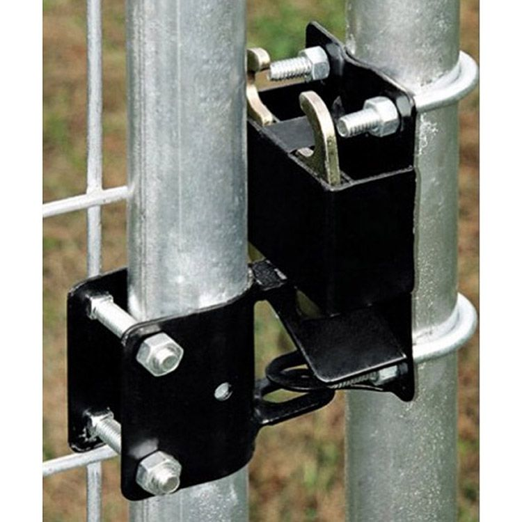 Two-Sided Lockable Latch