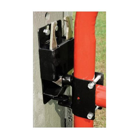 Tarter Heavy-Duty Two-Sided Lockable Latch