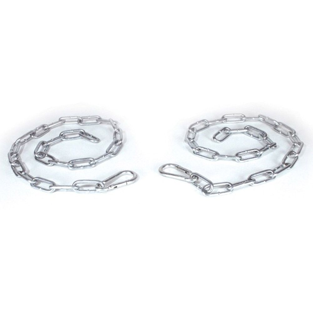 "Tarter 32"" Heavy-Duty Galvanized Snap Chain w/ D-ring - Sold Individually"