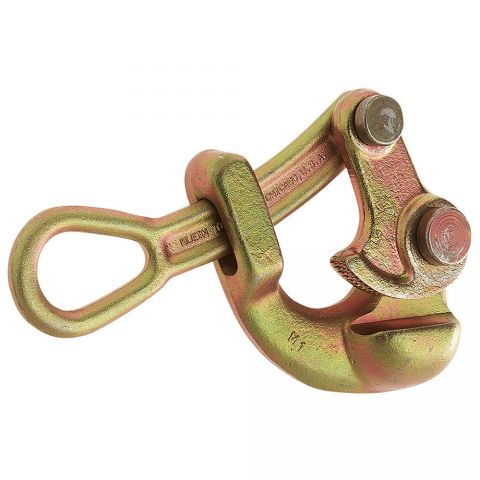 "Klein Havens Cable Grip - pull max. 1/4"" wire or cable"