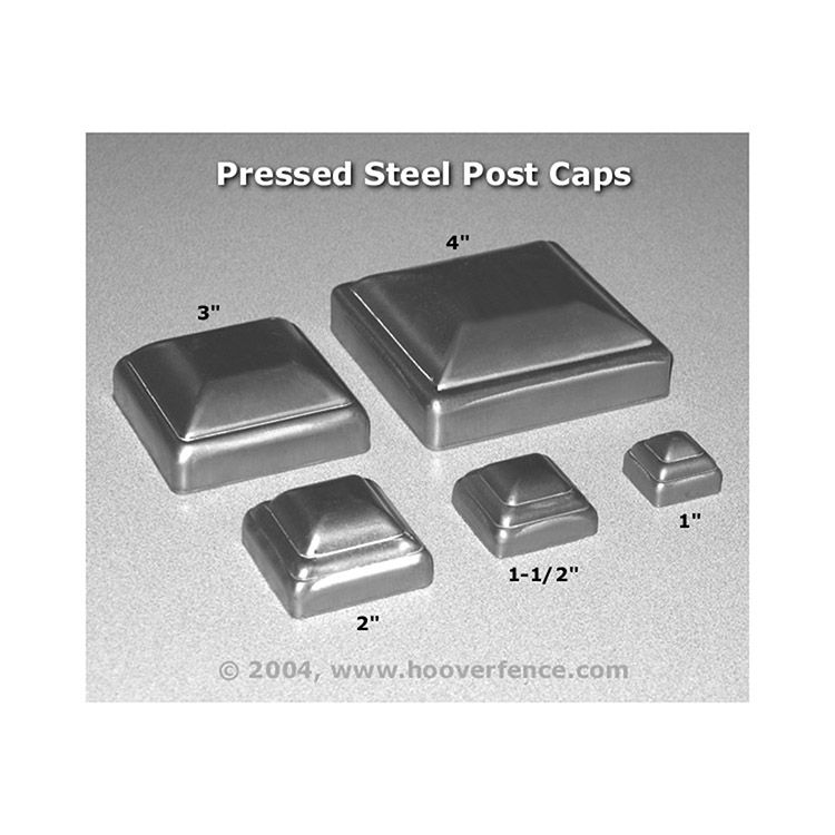 Pressed Steel Cap