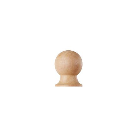 Nantucket Post Cap Nantucket Quaise Finials for Wood Posts