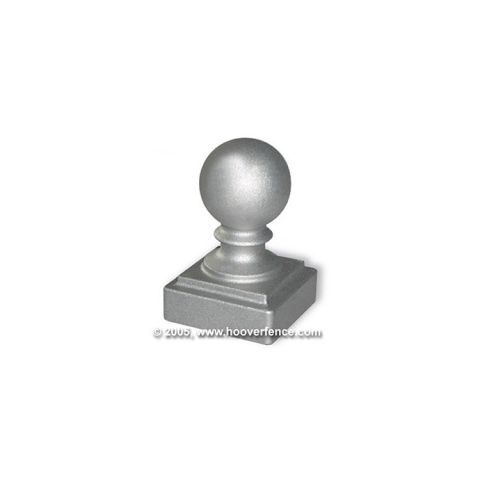 Nationwide Industries Aluminum Ball Cap - Mill Finish