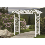 New England Arbors Fairfield Grande Arbor (UL-FAIRG-P)