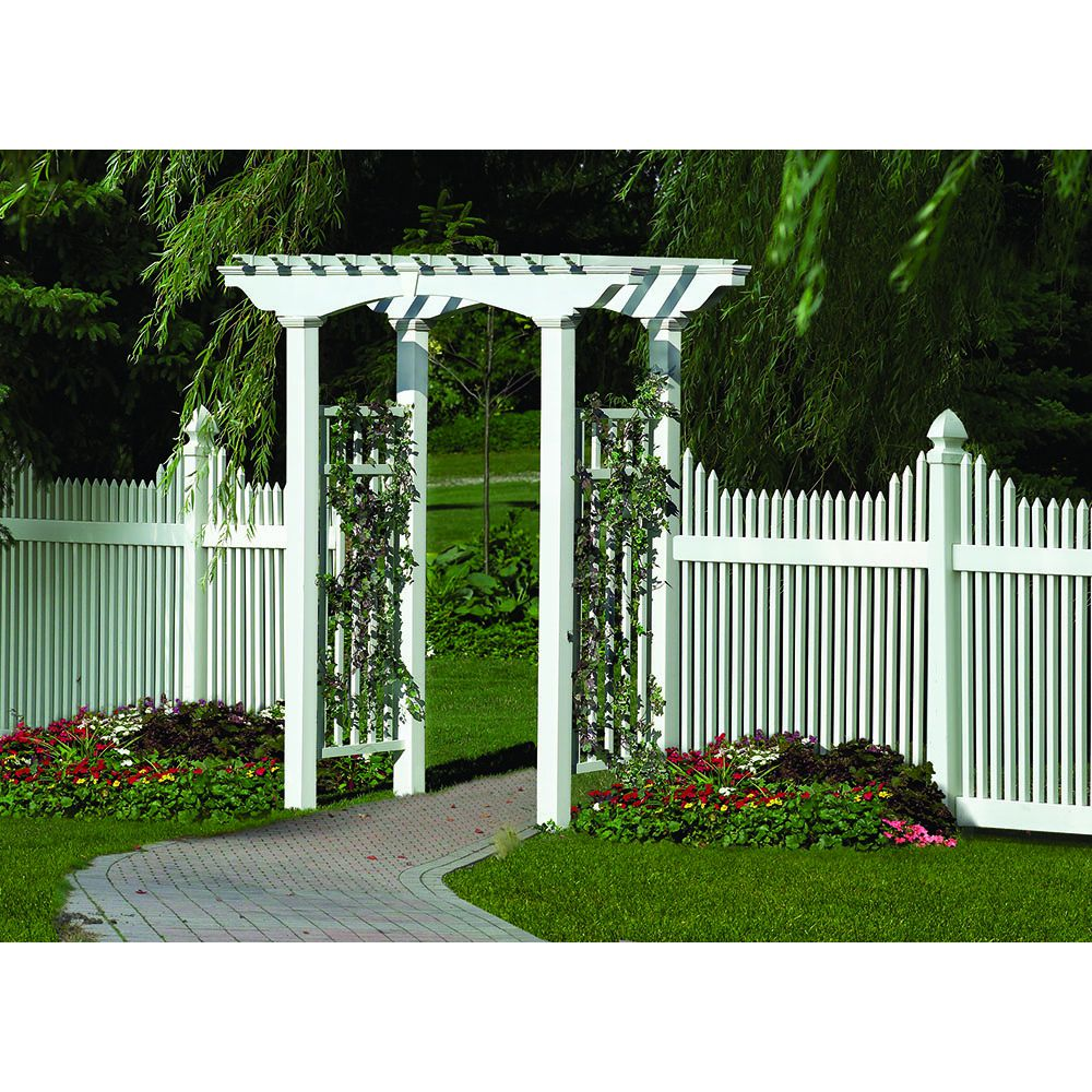 New England Arbors Newport Arbor Hoover Fence Co