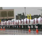 OTW Safety Crowd Control Barricades - Display Style (CC-DISPLAY-P)