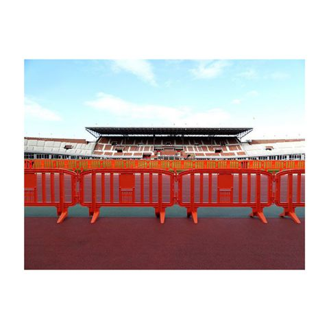 MLR Movit Plastic Crowd Control Barricades
