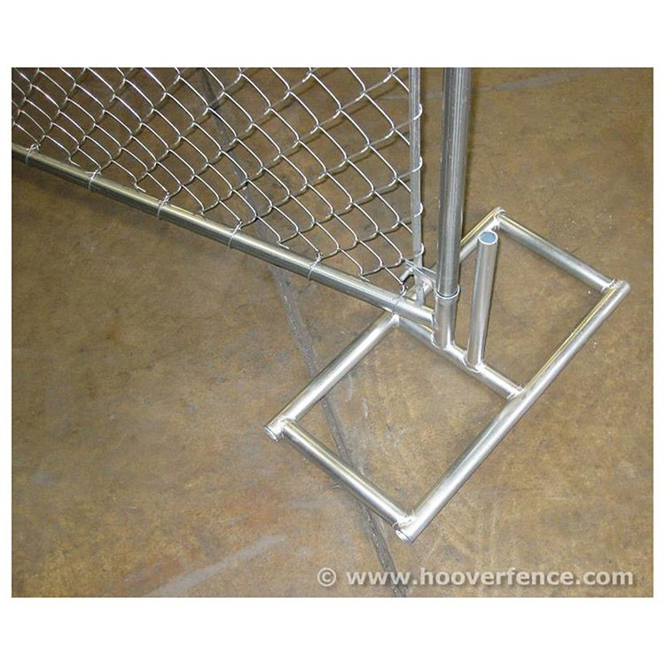 Chain Link Portable Panels And Barricades Hoover Fence