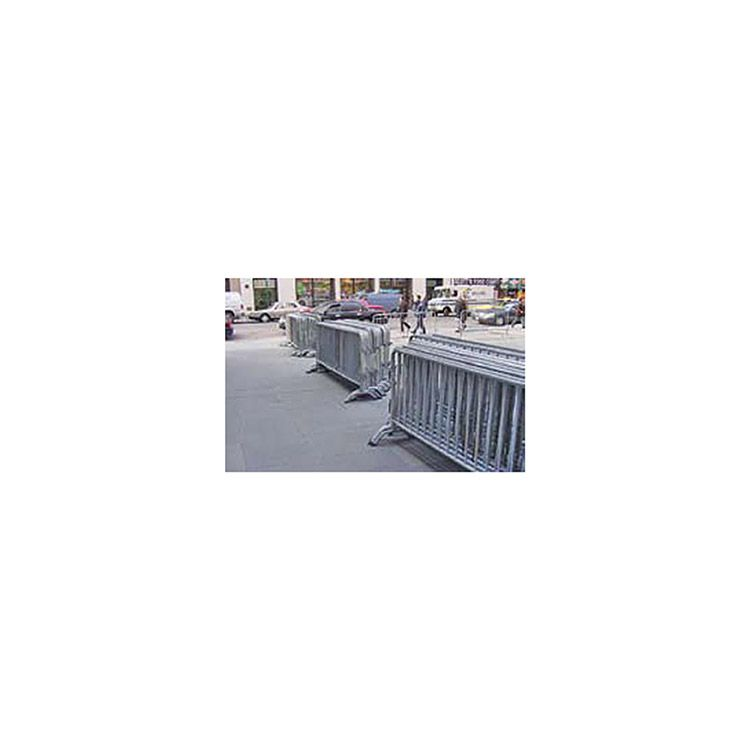 Signature Fencing Crowdstopper Steel Barricades Hoover
