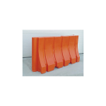 OTW Safety Multi-Purpose Jersey Style Water-Filled Barricades (WF-JERSEY-P)