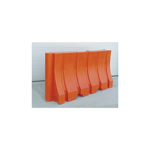 OTW Safety Multi-Purpose Jersey Style Water-Filled Barricades