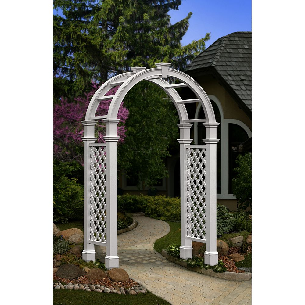 Wedding Arbors For Sale: New England Arbors Nantucket Legacy Arbor